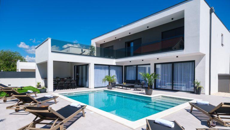 luxury villa croatia